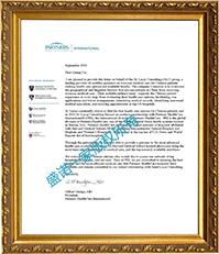 盛诺一家与美国联盟医疗体系正式签约
